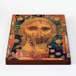Спас Златые Власы, XIII в, икона на доске 20*25 см - Иконы