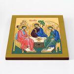 Святая Троица, икона на доске 30*36 см - Иконы