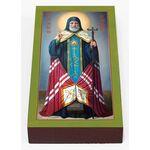 Святитель Митрофан, епископ Воронежский, печать на доске 7*13 см - Иконы