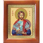 Великомученик Никита Готфский, икона в рамке 12,5*14,5 см - Иконы