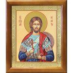 Великомученик Никита Готфский, икона в рамке 17,5*20,5 см - Иконы