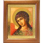 Архангел Гавриил, икона в широкой рамке 19*22,5 см - Иконы