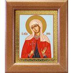 Мученица София Римская, икона в широкой рамке 14,5*16,5 см - Иконы