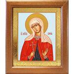 Мученица София Римская, икона в широкой рамке 19*22,5 см - Иконы