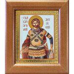 Великомученик Артемий Антиохийский, икона в широкой рамке 14,5*16,5 см - Иконы
