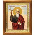 Апостол Андрей Первозванный, икона в рамке 17,5*20,5 см - Иконы