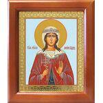 Мученица Лариса Готфская, икона в рамке 12,5*14,5 см - Иконы
