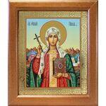 Равноапостольная Нина просветительница Грузии, широкая рамка 19*22,5см - Иконы