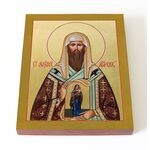 Святитель Максим, митрополит Киевский и Владимирский, доска 13*16,5 см - Иконы