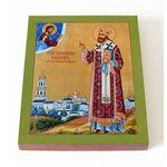 Священномученик Владимир Богоявленский, Киевский, на доске 13*16,5 см - Иконы