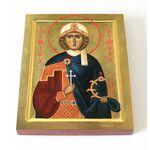Праведная Снандулия Персидская, Яздундокта, икона на доске 13*16,5 см - Иконы