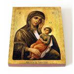 """Икона Божией Матери """"Утоли моя печали"""", на доске 13*16,5 см - Иконы"""