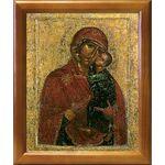 Толгская икона Божией Матери, Ярославль, 1314 г, рамка 17,5*20,5 см - Иконы