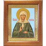 Блаженная Матрона Московская, икона в широкой рамке 19*22,5 см - Иконы