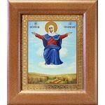 """Икона Божией Матери """"Спорительница хлебов"""", широкая рамка 14,5*16,5 - Иконы"""