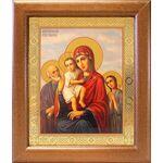 """Икона Божией Матери """"Трех Радостей"""", широкая рамка 19*22,5 см - Иконы"""