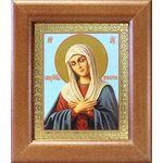 """Икона Божией Матери """"Умиление"""", широкая рамка 14,5*16,5 см - Иконы"""