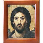 Спас Синайский или Христос Пантократор, икона в рамке 12,5*14,5 см - Иконы