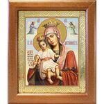 """Икона Божией Матери """"Достойно есть"""" или """"Милующая"""", в рамке 19*22,5 - Иконы"""