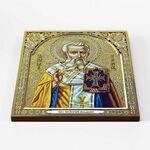Священномученик Григорий Армянский, икона на доске 30*36 см - Иконы