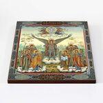 Собор Архангела Михаила, печать на доске 30*36 см - Иконы