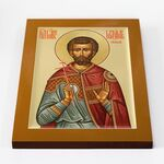 Мученик Максим Римский, епарх, икона на доске 30*40 см - Иконы