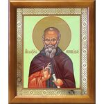 Преподобный Максим Исповедник, икона в рамке 17,5*20,5 см - Иконы