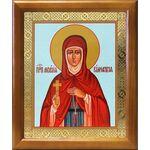 Преподобная Мелания Римляныня, икона в рамке 17,5*20,5 см - Иконы