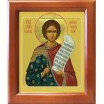 Мученик Иоанн Новый, Янинский, икона в рамке 12,5*14,5 см - Иконы