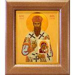 Святитель Арсений Элассонский, Суздальский, широкая рамка 14,5*16,5 см - Иконы