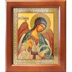 Ангел Хранитель поясной, икона в рамке 12,5*14,5 см - Иконы