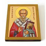 Святитель Анатолий, патриарх Константинопольский, доска 13*16,5 см - Иконы