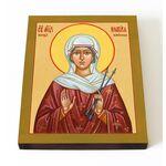 Мученица Виктория Кордувийская, икона 13*16,5 см - Иконы