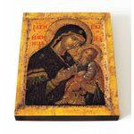 """Икона Божией Матери """"Мати Молебница"""", печать на доске 13*16,5 см - Иконы"""