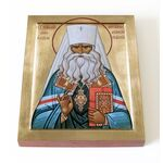 Исповедник Николай Могилевский, митрополит Алма-Атинский, 13*16,5 см - Иконы