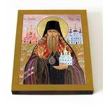 Святитель Питирим Тамбовский, икона на доске 13*16,5 см - Иконы