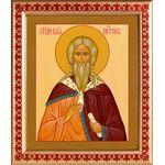 Илия Пророк, икона в рамке с узором 21,5*25 см - Иконы
