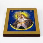 Икона Божией Матери Остробрамская Виленская, доска 20*25 см - Иконы