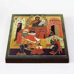 Рождество Иоанна Предтечи, икона на доске 20*25 см - Иконы