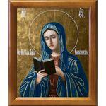Калужская икона Божией Матери, рамка 17,5*20,5 см - Иконы
