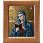 Калужская икона Божией Матери, широкая рамка 14,5*16,5 см - Иконы