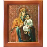 Казанская Песчанская икона Божией Матери, рамка 12,5*14,5 см - Иконы