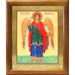 Ангел Хранитель ростовой, икона в рамке 17,5*20,5 см - Иконы