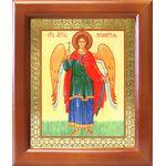 Ангел Хранитель ростовой, икона в рамке 12,5*14,5 см - Иконы