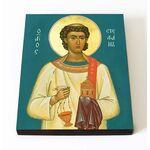 Апостол от 70-ти Стефан, архидиакон, икона на доске 8*10 см - Иконы