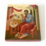 Апостол Матфей, евангелист, икона на доске 8*10 см - Иконы