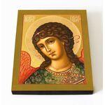 Архангел Гавриил, икона на доске 8*10 см - Иконы
