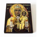 Влахернская икона Божией Матери, доска 8*10 см - Иконы