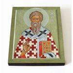 Апостол от 70-ти Дионисий Ареопагит, икона на доске 8*10 см - Иконы