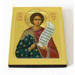 Мученик Иоанн Новый, Янинский, икона на доске 8*10 см - Иконы